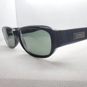 FOSSIL HUDSON Black Vintage 90s Sunglasses
